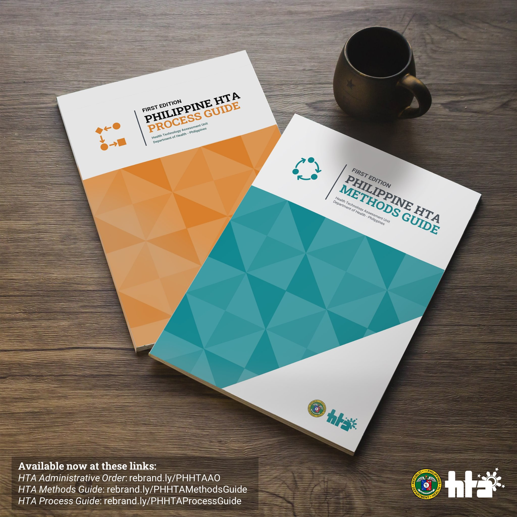 Philippine HTA Process Guide and HTA Methods Guide supporting the Administrative Order No. 2020-0041